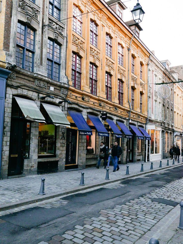 Nous partons en week-end à Lille sur le blog, un city guide avec des bonnes adresses pour dormir, visiter, manger et shopper !