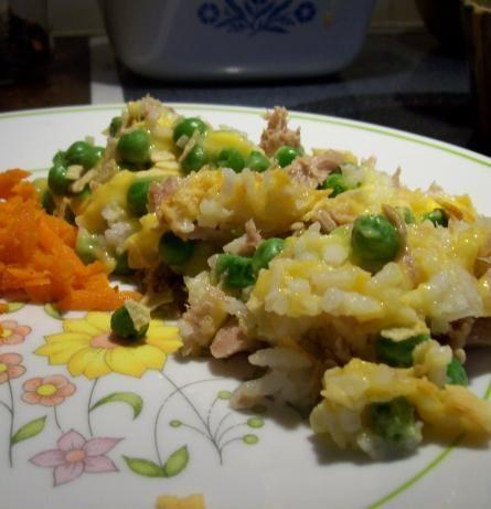 images of tuna fish and rice recipes | Tuna Fish Casserole. Photo by Darkhunter