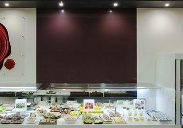 Te ofrecemos #platos saludables y variados en nuestro #buffet. http://www.ilunionatrium.com/ #madrid #ILUNION #atrium