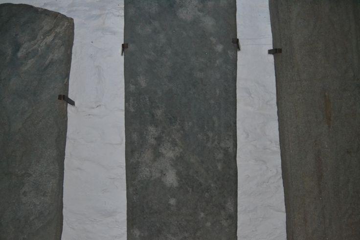 Loch Awe Grave Stones at Kimodan Church
