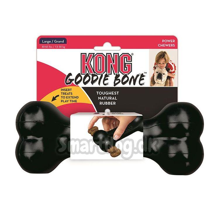 KONG Extreme Goodie Bone large - Hurtig og billig levering