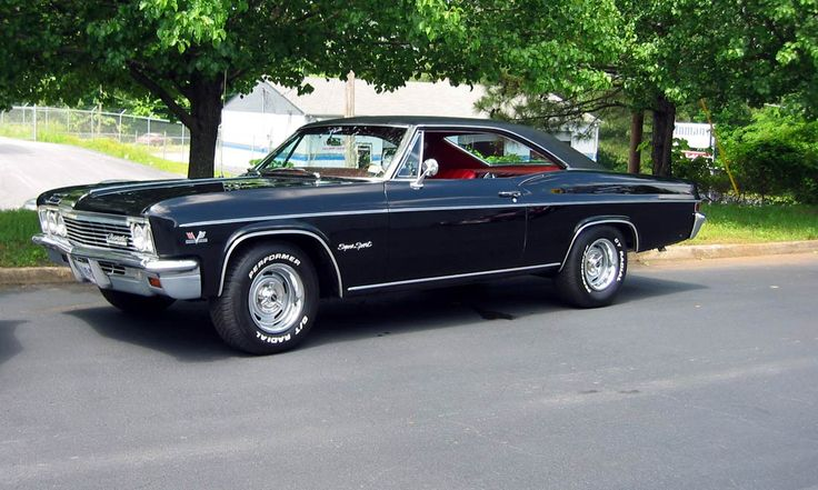 1966 Impala Ss For Sale Wonder What It Sold For