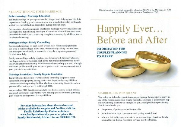 A Must Read and Essential Information for Will-Be Brides and Grooms - http://www.marriage-celebrant.com.au/must-read-essential-information-will-brides-grooms/