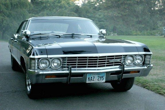 1967 chevrolet impala the car dean and sam from. Black Bedroom Furniture Sets. Home Design Ideas