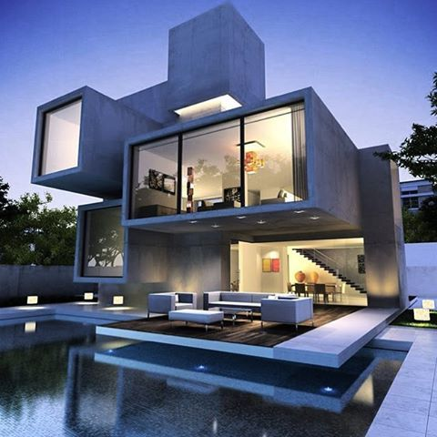 232 best Luxury home images on Pinterest | Architecture, House ...