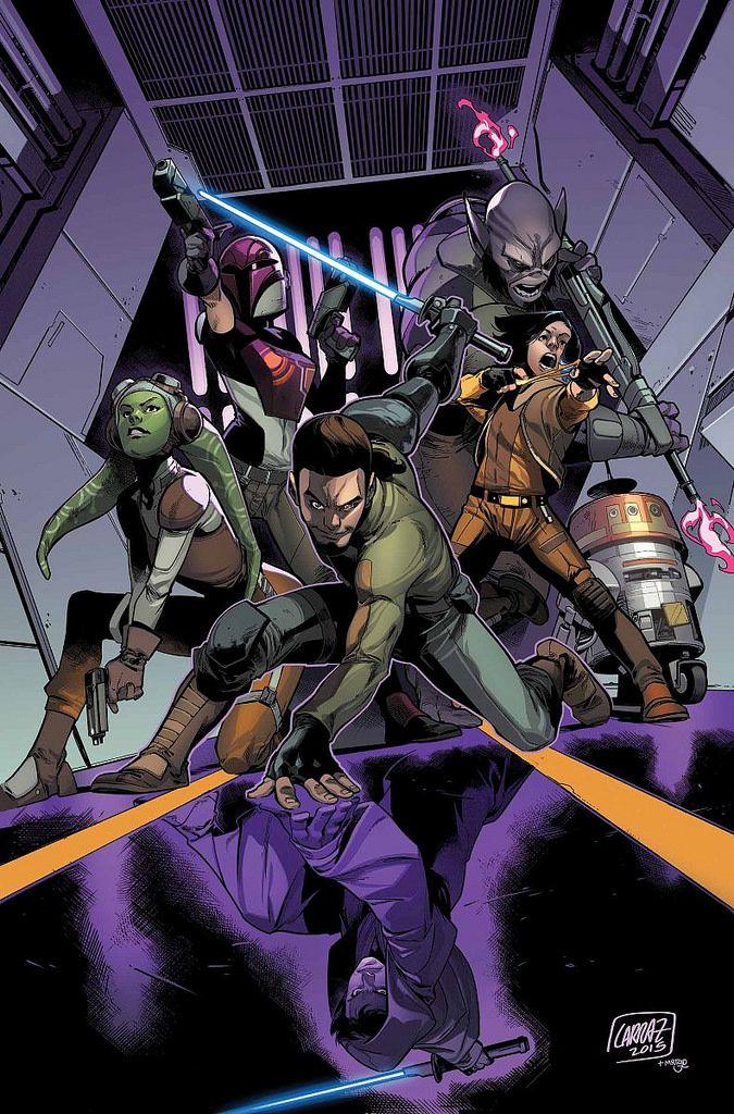 Marvel Star Wars Solicitations for September 2015 | Roqoo Depot