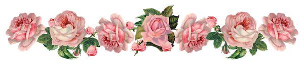 Free printable vintage rose papers - ausdruckbares Geschenkpapier - freebie   MeinLilaPark – DIY printables and downloads