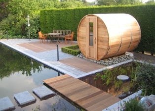 #Barrelsauna #Sauna