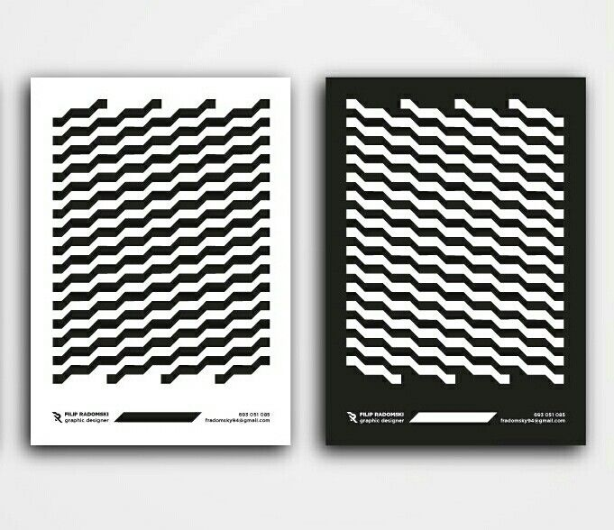 Filip Radomski Personal branding   posters