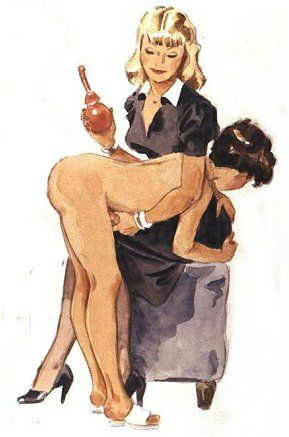 Lesbian bondage and domination