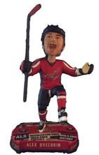 NHL Headline Bobble Head #8 Alex Ovechkin Washington Capitals