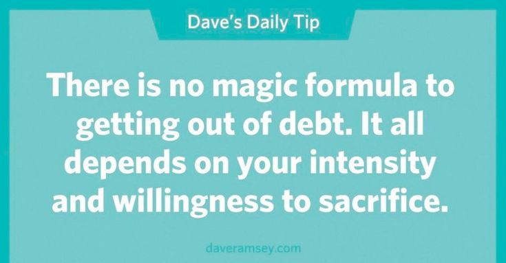 Home Business Nyc save Dave Ramsey Quotes On Debt….