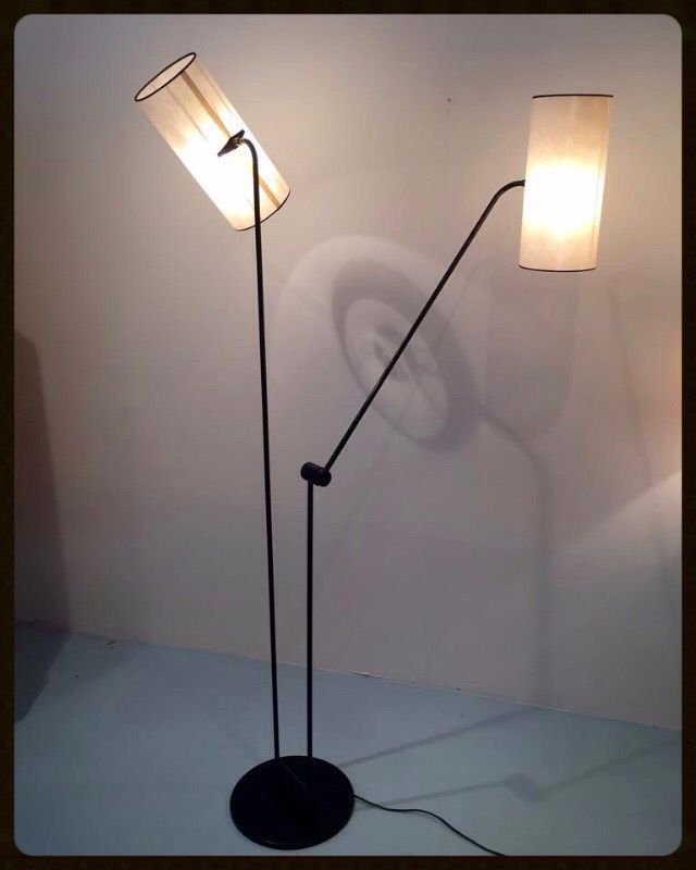 lampadaire 2moons