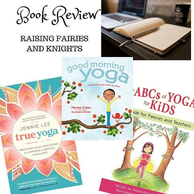 para yoga book report