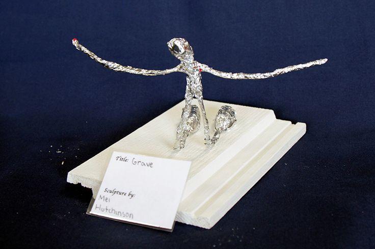 Primary art - wire sculpture