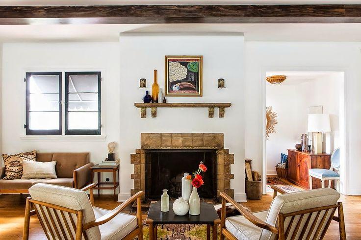 Detalhes do Céu: Uma casa ao estilo colonial espanhol                                                                                                                                                     Mais