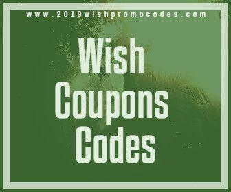 Newest & Fastest Way To Find Fresh Wish Promo Codes That Work in
