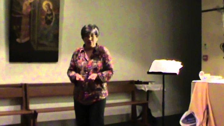 Françoise raconte la passion selon Matthieu