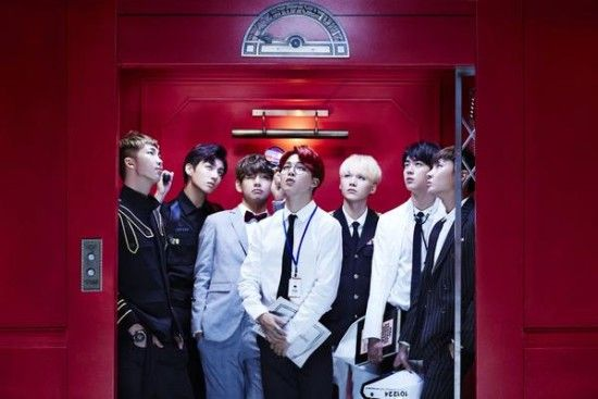 """Bangtan [BTS] """"쩔어 Sick"""" teaser images [Album: The Mood Of Love pt. 1] - The gang is all here finally"""