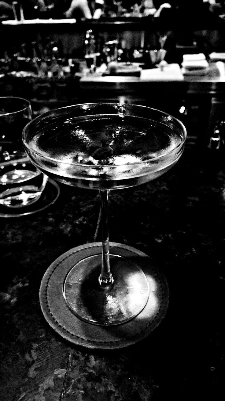 #Martini @ #Heston's #Bluementhal #dinnerbyheston #melbourne
