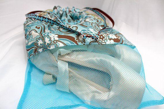 Personalized Pointe Shoe Bag Dance Shoes Ballet