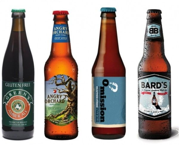 This handy guide to the best gluten-free beers and ciders is perfect for planning summer BBQs!