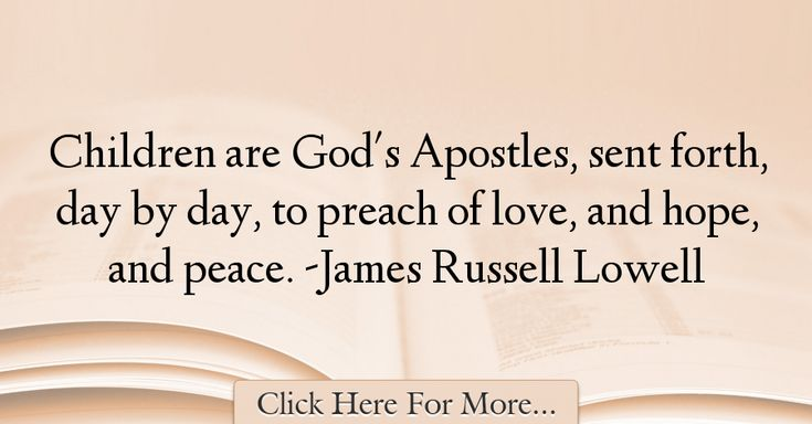 James Russell Lowell Quotes About Peace - 52987