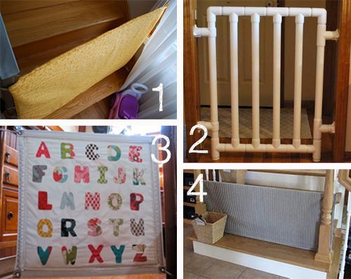 Diy Friday Make Your Own Baby Gate Diy Furniture