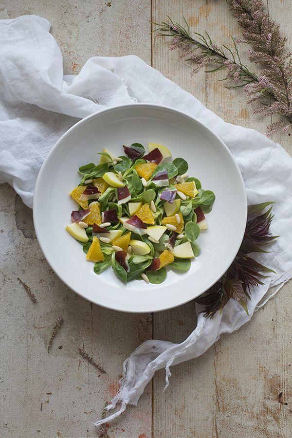 7 ensaladas deliciosas para empezar bien el año. To be Gourmet | Recetas de cocina, gastronomía y restaurantes.
