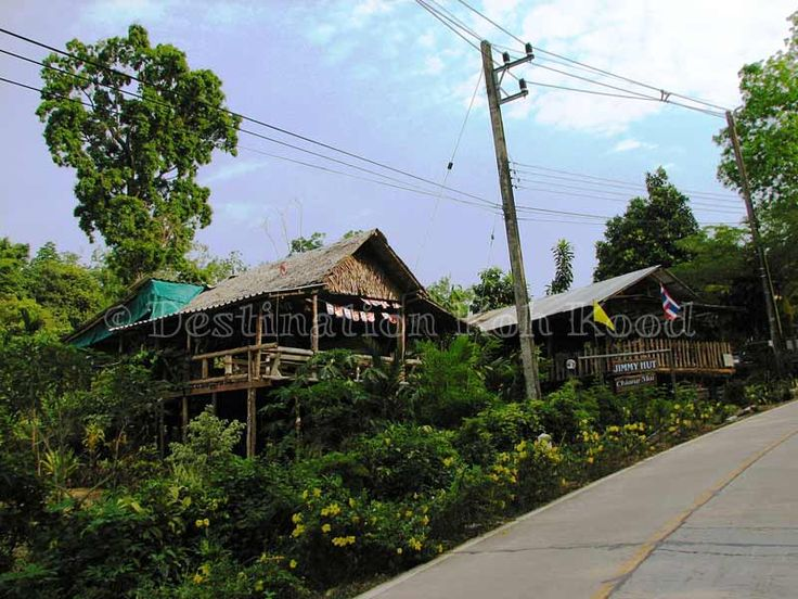 Chiang Mai Restaurant adjacent to Jimmy Hut @ Koh Kood (Thailand)