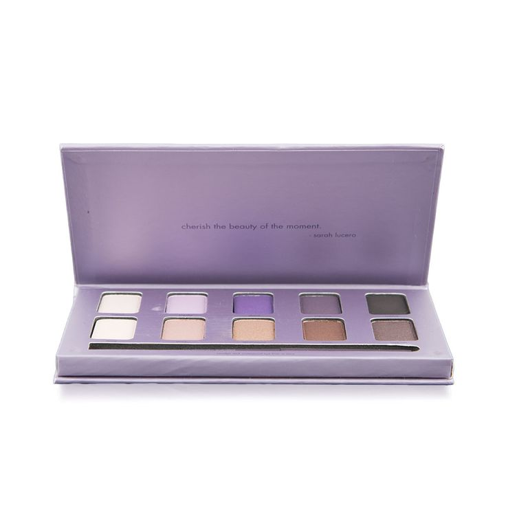 Stila 10-Colour Palette Eye Shadow & Eyeliner