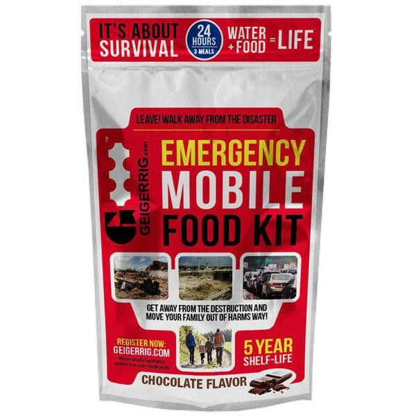 Food for emergency kit ideas guys