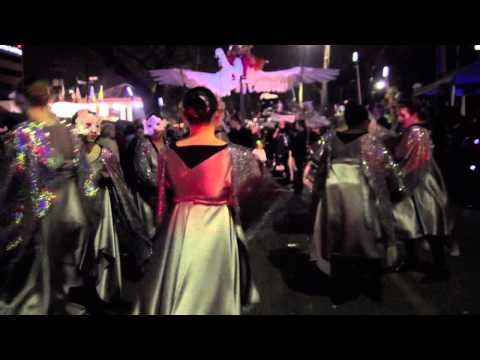 """Official Music video for Theresa Andersson's """"Hold On To Me"""" from the upcoming album Street Parade - out April 24th!  This video features footage of Theresa's performance at Mardi Gras, marching with the Krewe of Muses.    Get all of Theresa's latest news, tour dates, music, videos and more at:    http://www.TheresaAndersson.com  http://www.Face..."""