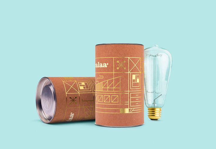 Orvalaa Light Bulbs on Behance
