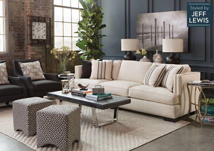 Living Spaces: Turn Simple Into Sensational Styled By Jeff Lewis