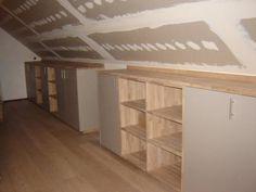 steigerhout zolder slaapkamer - Google zoeken