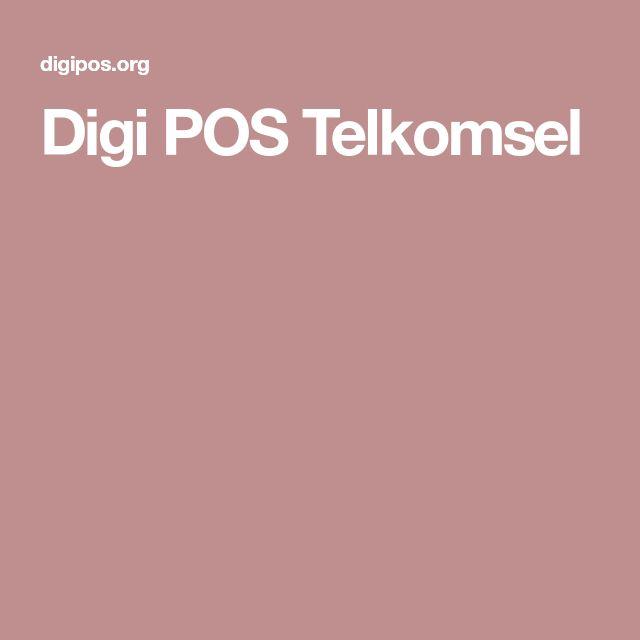 Digi POS Telkomsel