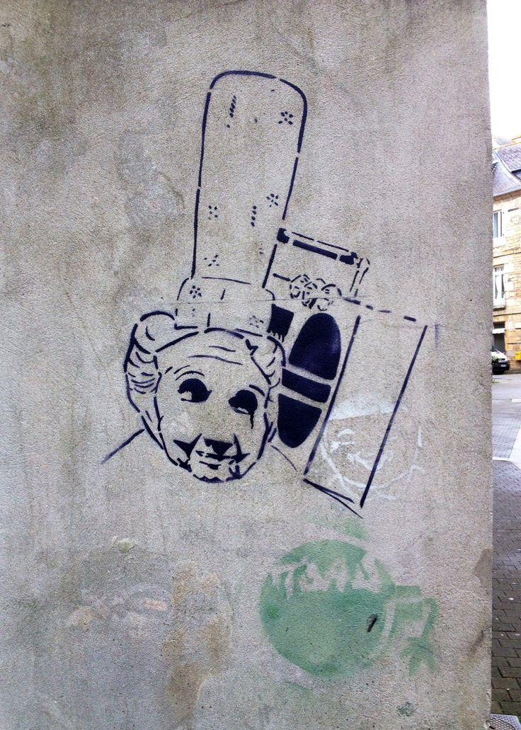 Au détour d'une rue de Landerneau <3