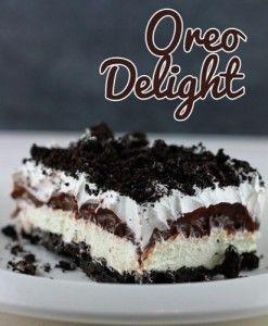 Oreo Delight - Dinner Eatery