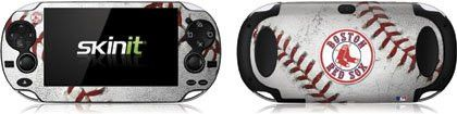 MLB - Boston Red Sox - Boston Red Sox Game Ball - Sony Playstation Vita - Skinit Skin