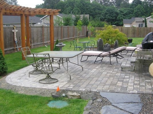 12 best images about walkway and driveway on pinterest for Landscaping rocks tacoma