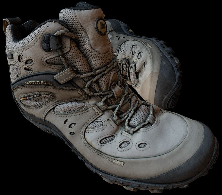 Photogrammetry Shoe #1, Paul Bannon on ArtStation at…