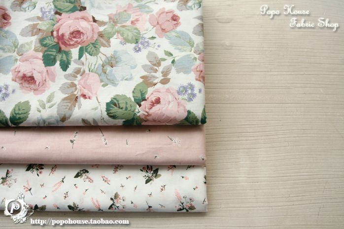 160x50cm Rose Manor Twill Pure Cotton Cloth Cheongsam Dress Skirt Baby Clothes Garment diy bedding apron fabric-in Fabric from Home & Garden on Aliexpress.com | Alibaba Group