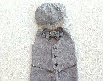 Baby-jungen-Anzug jungen Bekleidung Neugeborene von ThisisLullaby