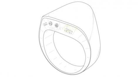 Samsung smart ring patent could be the perfect Gear VR controller