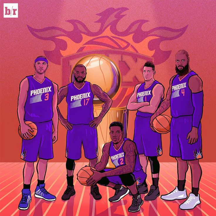 Phoenix Suns 2016-17