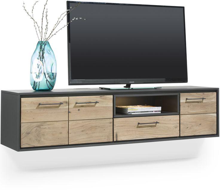 tv lowboard led verlichting. Black Bedroom Furniture Sets. Home Design Ideas