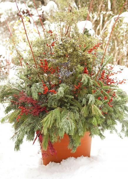 Outdoor Holiday Decorating Ideas | Midwest Living