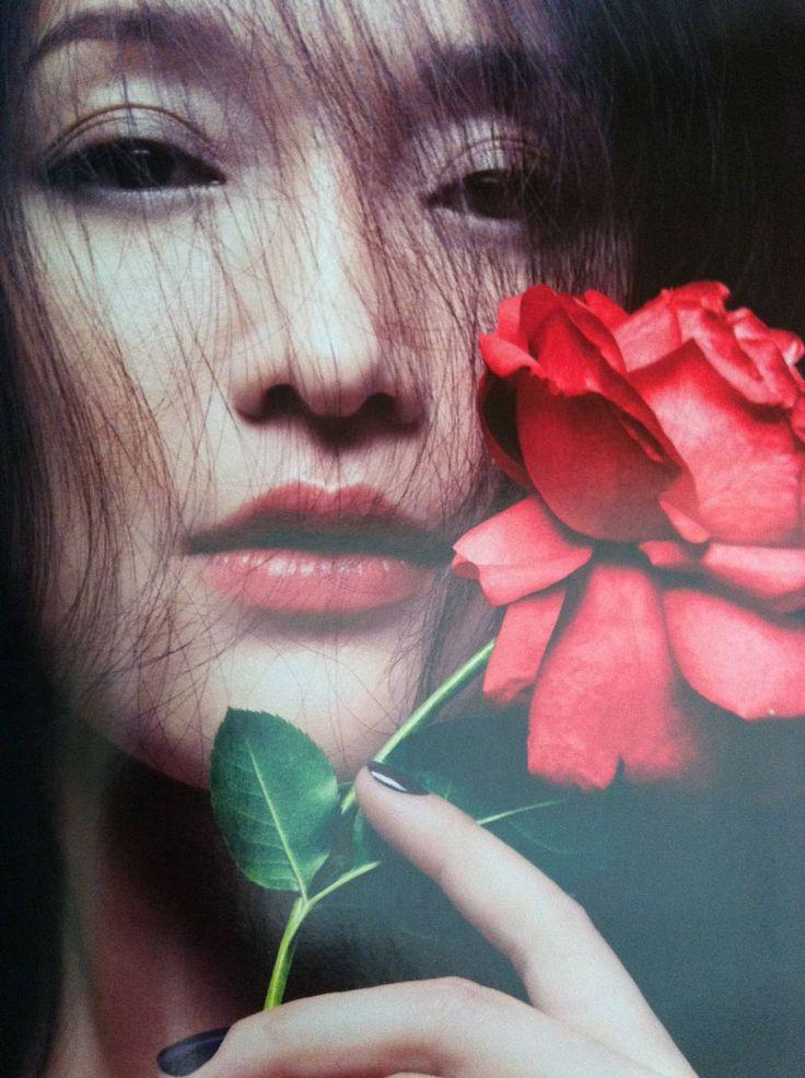 Zhou Xun Vogue China December 3