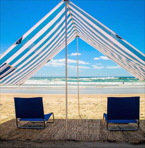 Byron Bay Beach Shade - BLUE